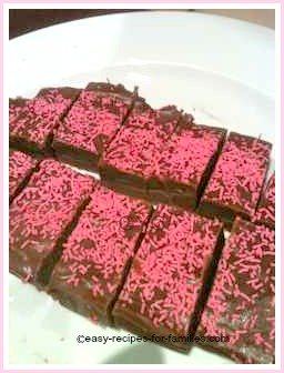 chocolate fudge an easy kids recipe
